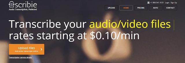site-para-ganhar-dinheiro-transcrevendo-audio