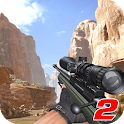 Sniper Shoot Mountain icon