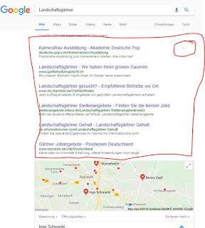 google probleme mit der websuche