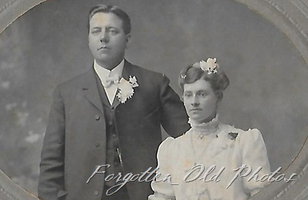Adolph and Olena Fergus Falls ant