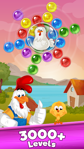 Farm Bubbles Bubble Shooter Pop screenshots 4