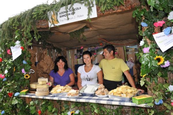 Праздник сыра -  в Валле д'Аоста