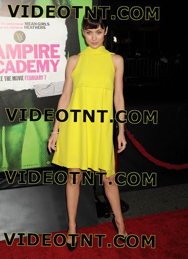 Olga Kurylenko   Vampire Academy premiere in LA Olga Kurylenko DFSDAW 008 122083.jpg