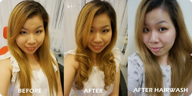 Daisuke Salon co2 scalp hair treatment