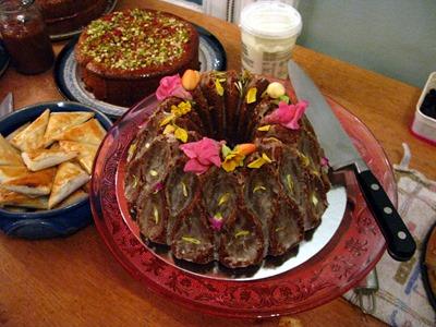 Gingeriest cake