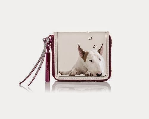 PENNY- DAYDREAM PRINTED COATED CANVAS MIRROR LEATHER- WHITE MULTI RASPBERRY