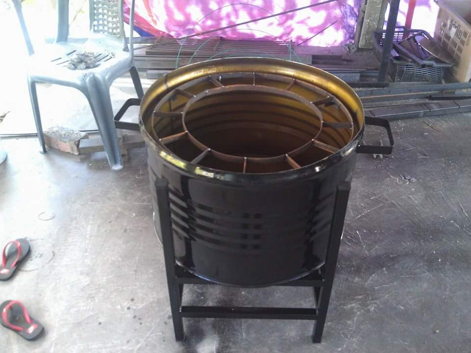 Dapur Gas Amat Mudah Dan Menjimatkan Masa 1 Jam 30 Minit Lemang Sudah Sedia Utk Dimakan Sekali Masak Anggaran 14 17 Batang Penghantaran Juga