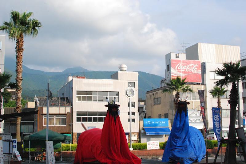 Uwajima Ushi-Oni Matsuri Festival