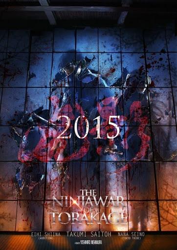 The Ninja War of Torakage - Cuộc Chiến Ninja Của Torakage