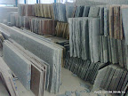 Granite slab Storage