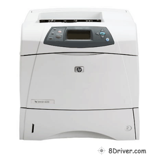 Driver HP LaserJet 4250 Printer – Get & install Instruction