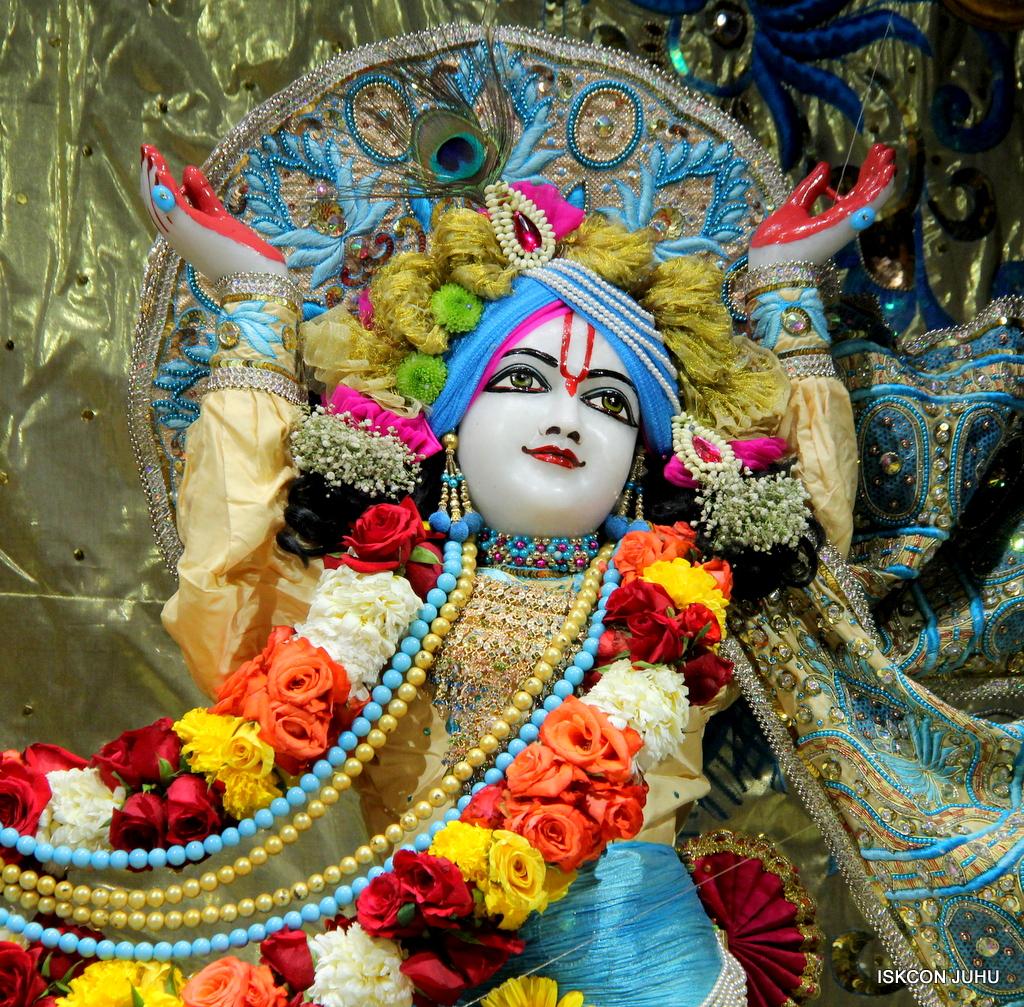 ISKCON Juhu Sringar Deity Darshan on 30th Dec 2016 (38)