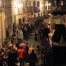 Jueves Santo en Puebla