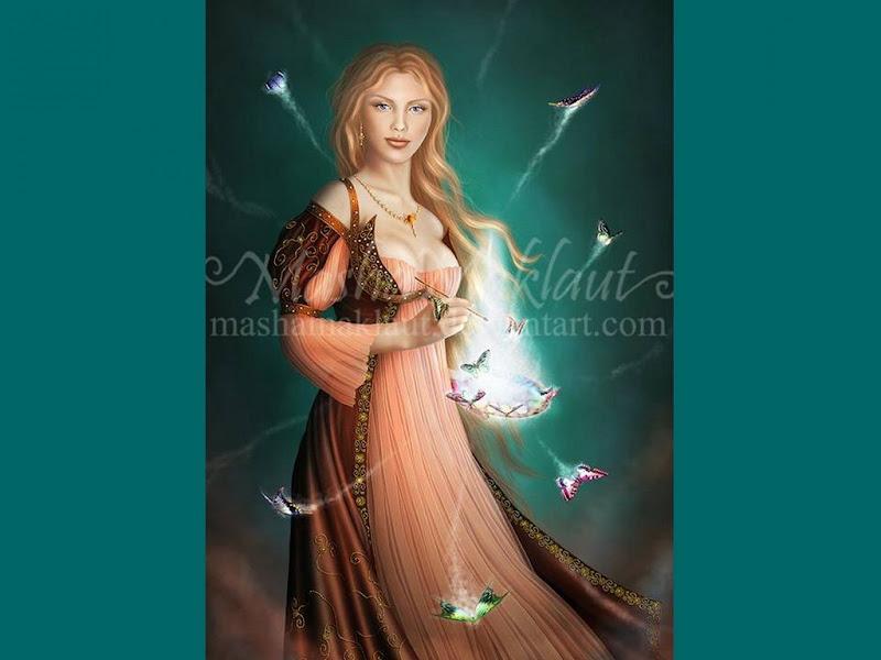 Crafty Pixie Of Goodness, Fairies 1
