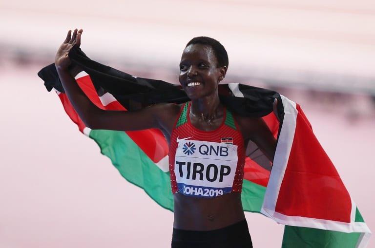 SAD NEWS: Kenyan athlete Agnes Tirop stabbed to Death