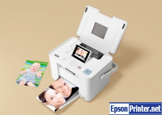 How to reset Epson PM250 printer