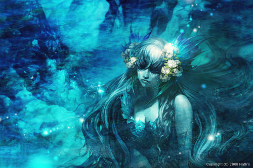 Deep Blue Mermaid, Undines