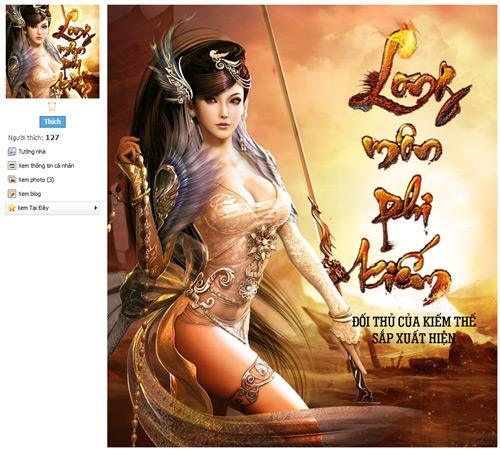 Long Môn Phi Kiếm là bản cập nhật mới của Kiếm Thế 1