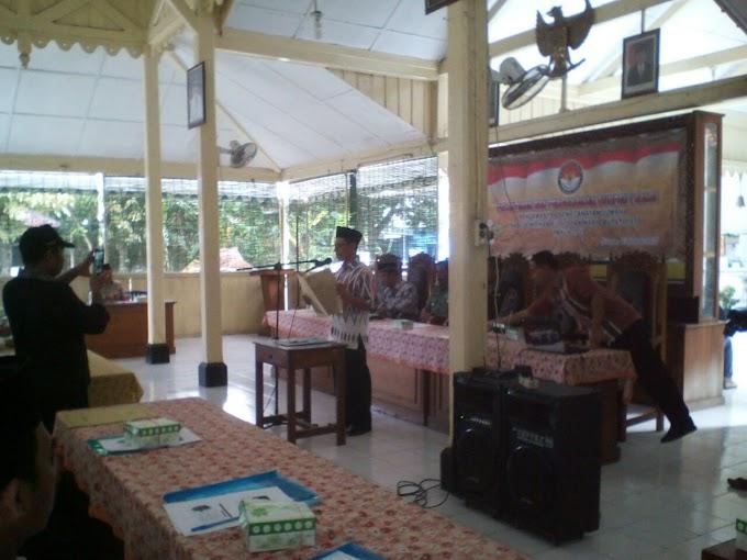 Pelantikan Petugas TPS Se-kecamatan Juwana Pati