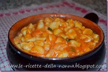 Chicche di ricotta con salsa di pomodoro e basilico (10)