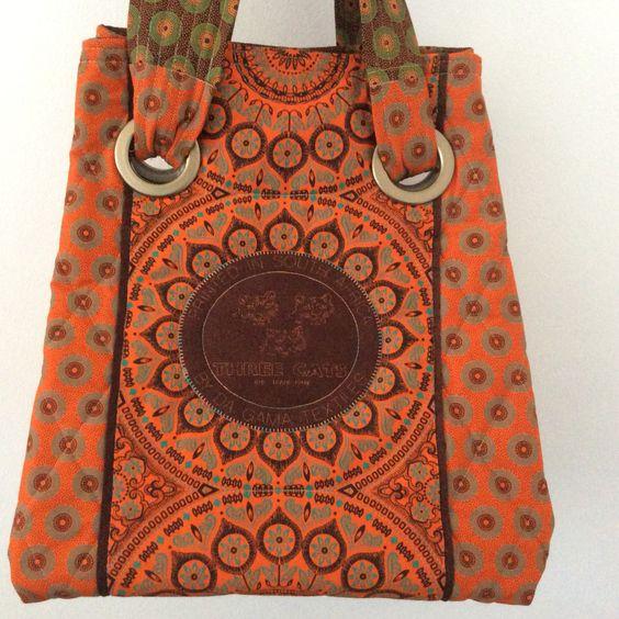 Shweshwe Print Tote Bag For Ladies 2020 1