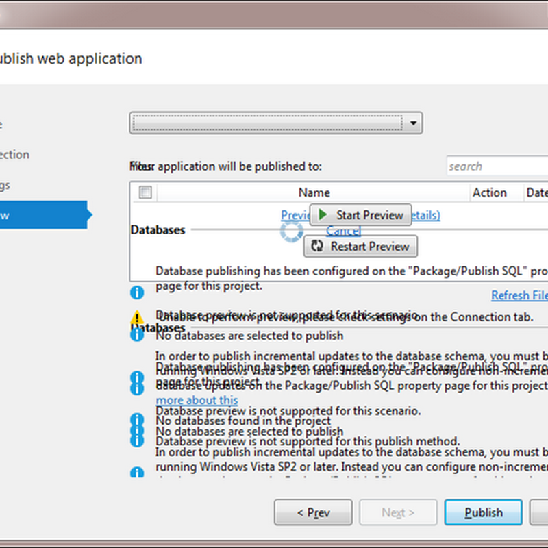 Munna on .net: Visual Studio 2012 Web publisher Wizard messed up!