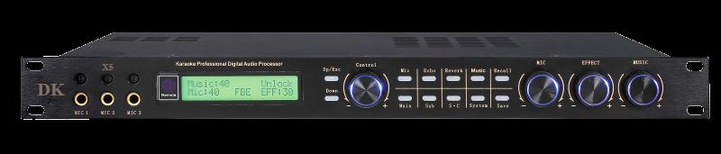 Digital Karaoke Processor - Dkx-Audio