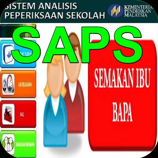 SAPS(Ibu Bapa)Semakan Online