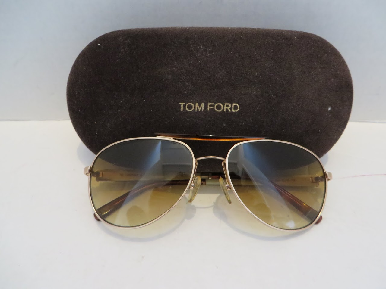Tom Ford Camillo Aviators