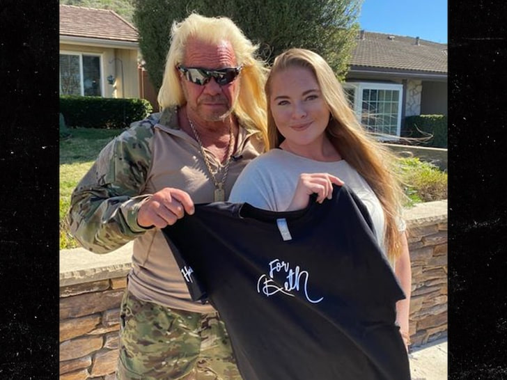 Dog The Bounty Hunter's daughter, Cecily arrested for domestic violence