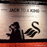 WWW.ENTSIMAGES.COM -          THE UK PREMIERE OF (JACK TO A KING) THE SWANSEA STORY at EMPIRE, LEICESTER SQUARE London September 12th 2014.The movie of Swansea City's rise from near extinction to the top of the Premier League                                                 Photo Mobis Photos/OIC 0203 174 1069