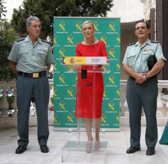 Balance de la Operación verano 2014 de la Guardia Civil