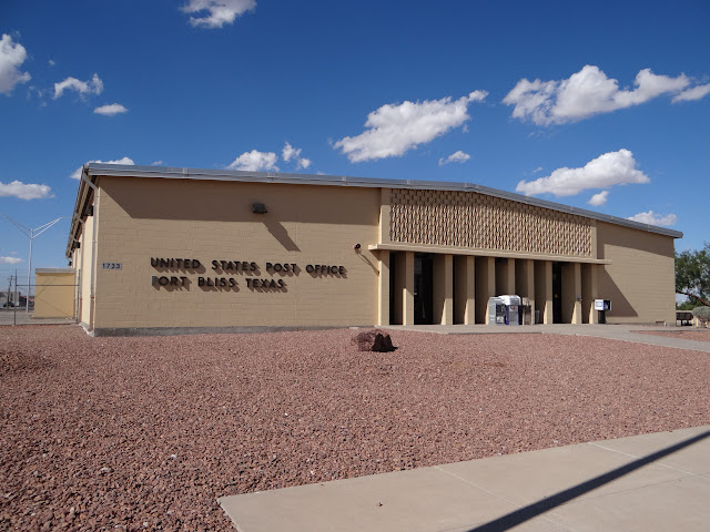 Fort Bliss post office