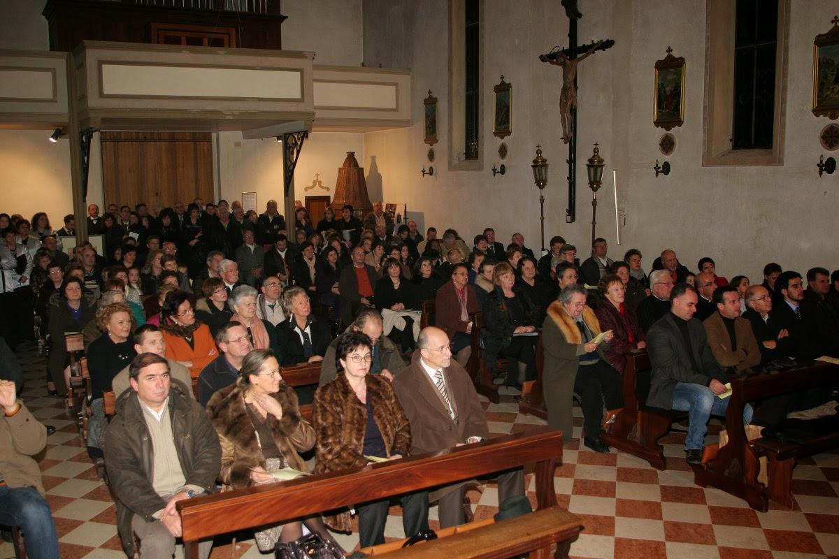 Rassegna Corale don Antonio Cinto 2008 13 edizione pubblico