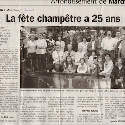 21 juillet 2001, Menil-Favay.
