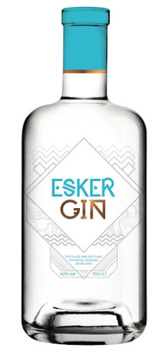 Esker Gins, Esker Spirits, Gin, Scottish Gins, product review