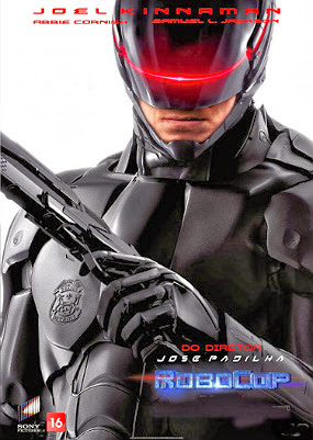 Robocop (2014) [Torrent] WEBRip Dual Áudio
