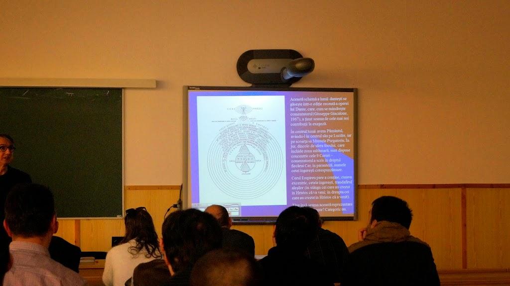 Horia-Roman Patapievici - Structura cosmologiei lui Dante - (1)