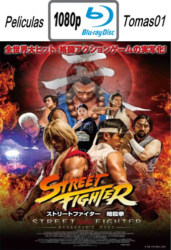 Street Fighter: Assassin's Fist (2014) BDRip m1080p