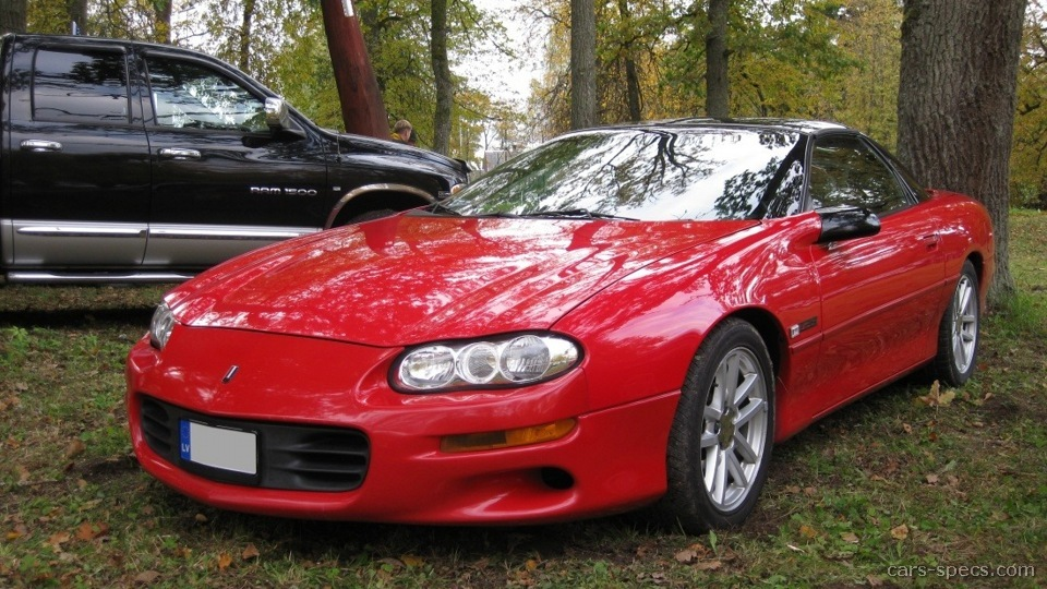 1996 chevrolet camaro z28 ss specifications pictures prices. Black Bedroom Furniture Sets. Home Design Ideas