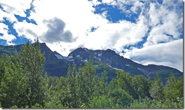 Coast Mountain Range, Glacier Highway
