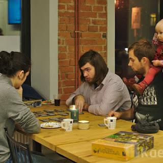 Lauamänguõhtu Agape kohvikus