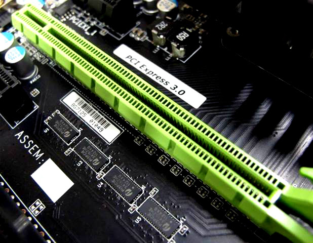 What's The Difference Between In PCI Express Gen 1 vs  Gen 2