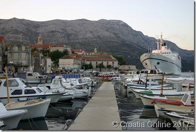 Croatia Online - Korcula town