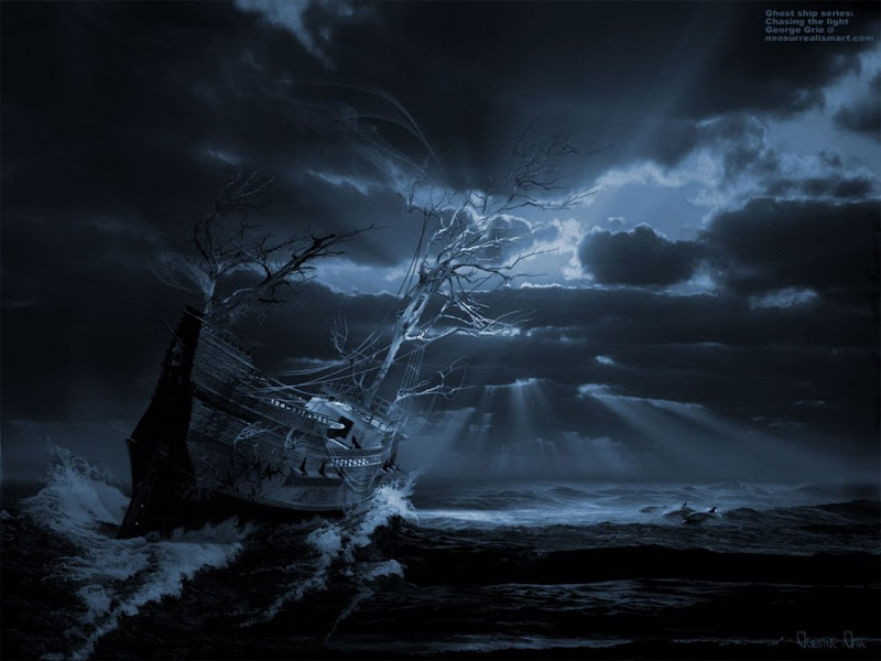 Sorrow Of Scary Territory, Magical Landscapes 6