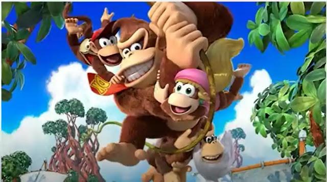 Futurama: Donkey Kong as a planetary villain.