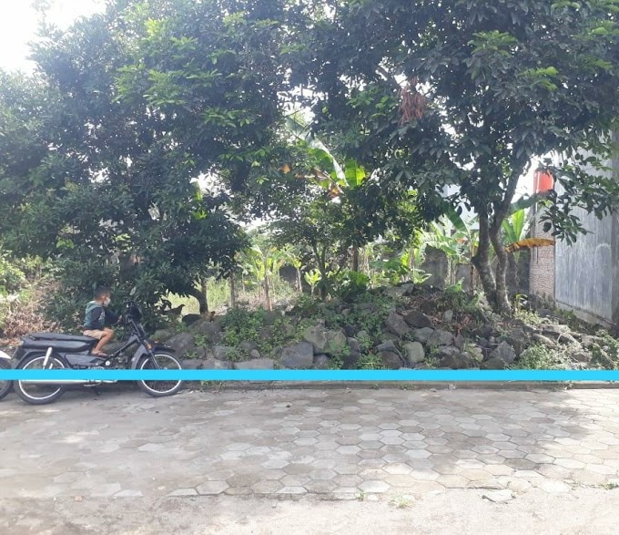 Tanah Hook Murah Strategis Barat Hotel Hyatt Palagan Km. 5