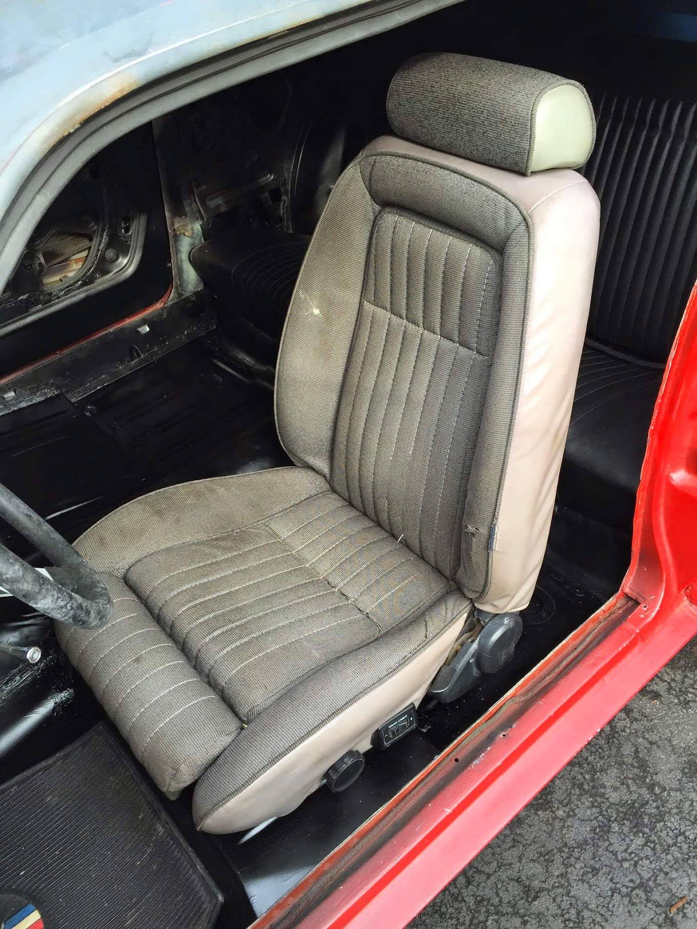 what year are my fox body seats vintage mustang forums