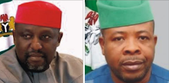 Ihedioha in a hurry to destroy my legacies —Okorocha