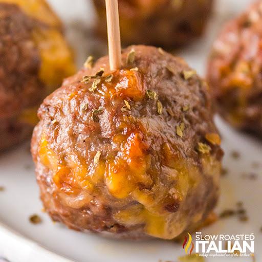 Homemade Air Fryer Meatballs